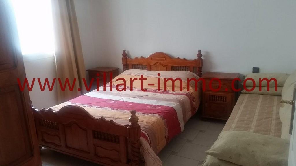6-Location-Tanger-Appartement Meublé-Chambre 1-Playa-L1025-Villart