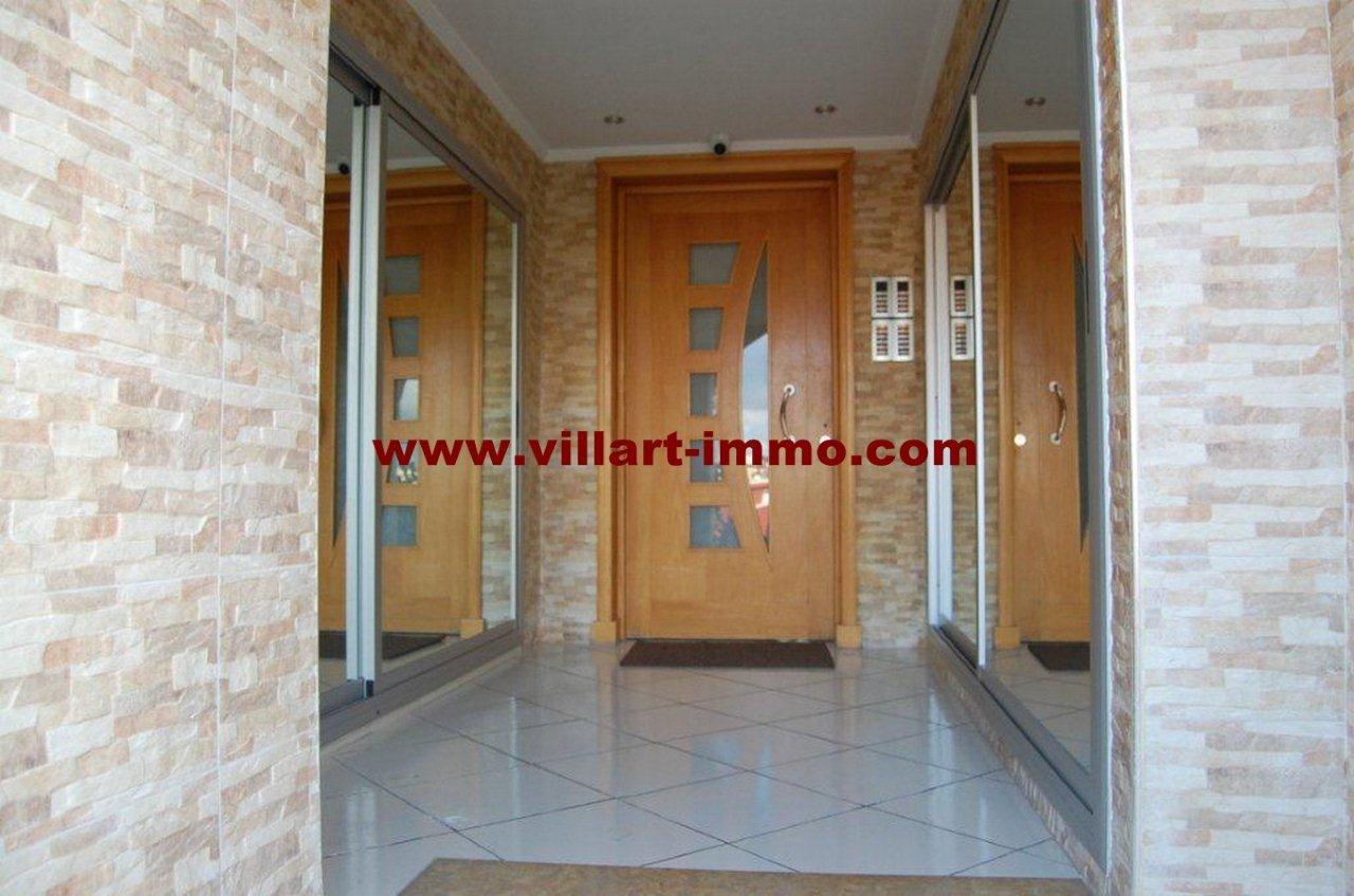 6-Vente-Appartement-Tanger-Entreé-VA468-Villart Immo