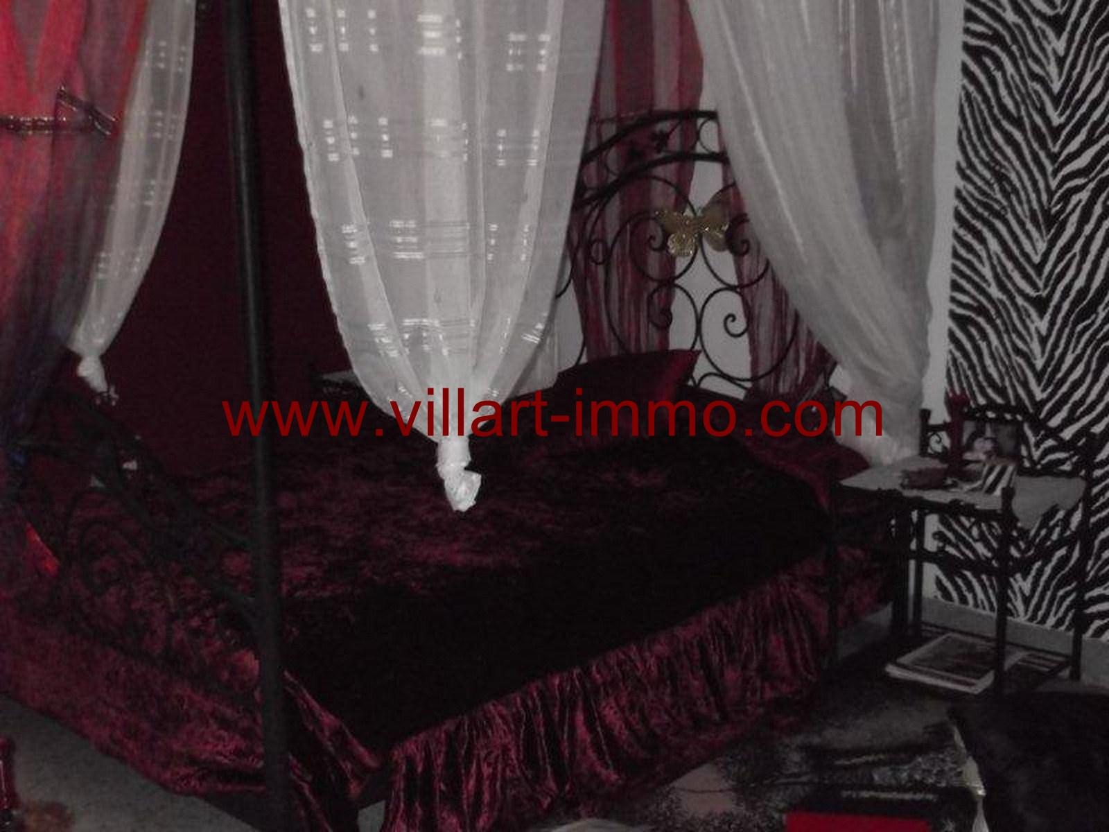 6-Vente-Villa-Tanger-Malabata-Chambre 2-VV159-Villart Immo