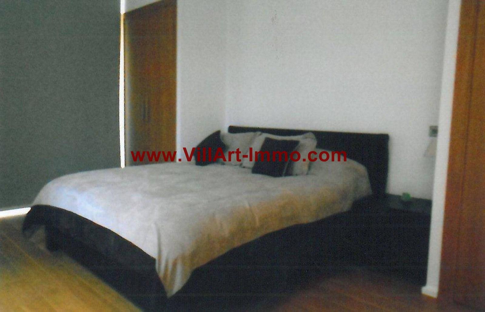 7-Location-Appartement-Meublé-Tanger-Chambre 2-L749-Villart immo