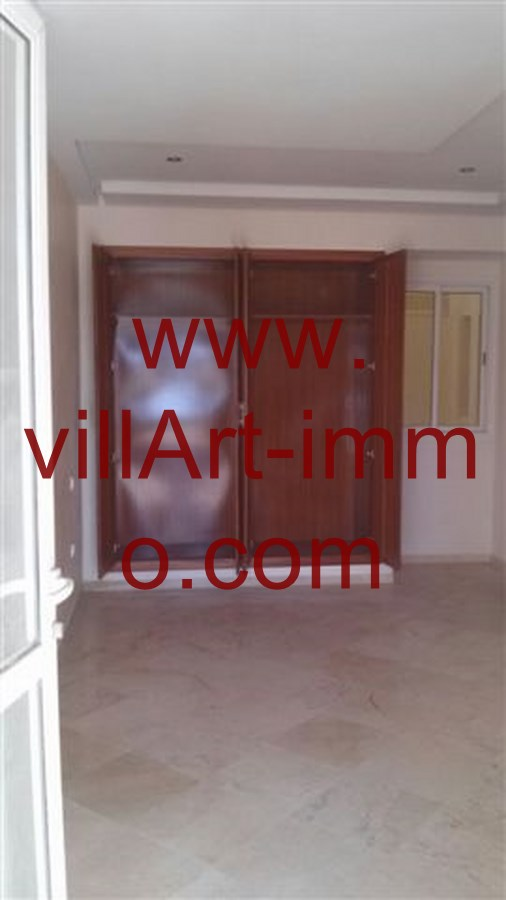 7-Location-Appartement-Non meublé-Tanger-Chambre 2-L706-Villart immo