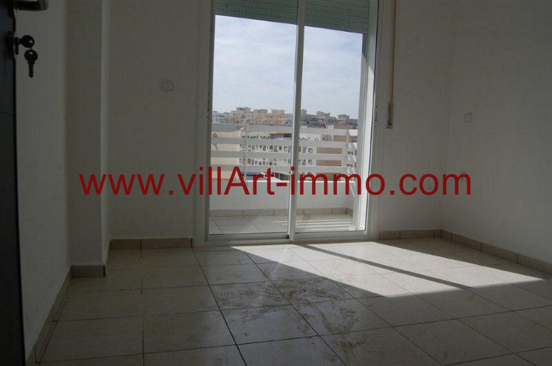 7-Location-Appartement-Non meublé-Tanger-Chambre 2-L733-Villart immo
