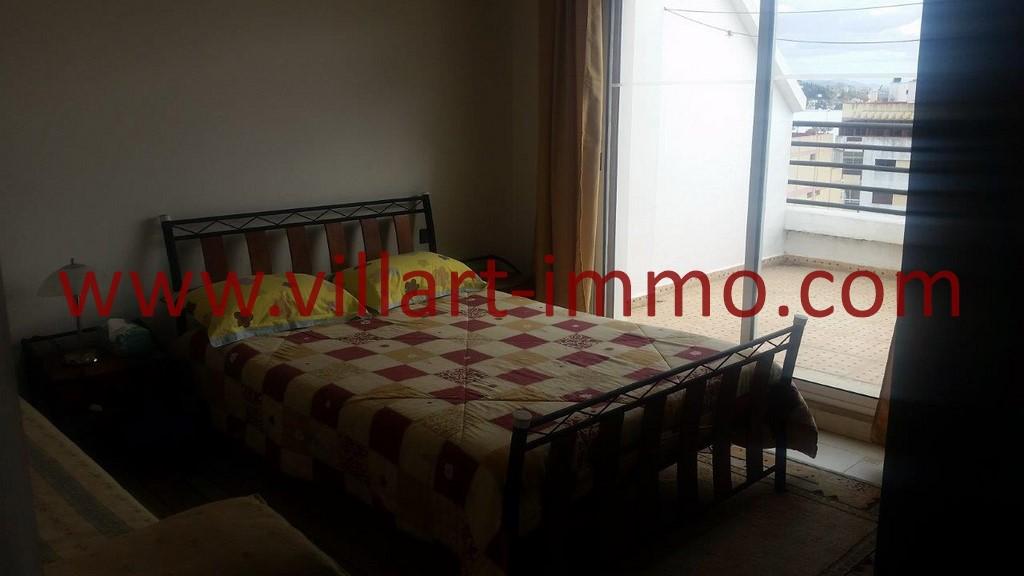 7-Location-Tanger-Appartement Meublé-Chambre 2-Playa-L1025-Villart