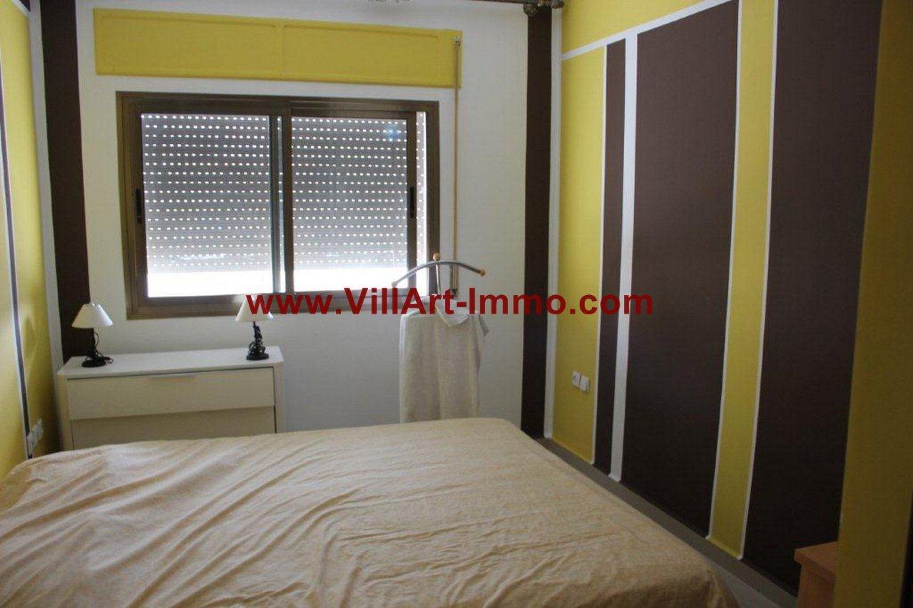 7-Vente-Appartement-Tanger-Centre-Ville-Chambre 2-VA277-Villart Immo