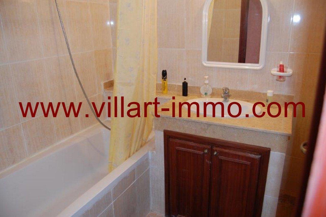 Salle De Bain Josephine Baker ~ Appartement F3 Vendre Tanger Dans Une R Sidence Avec Parc Villart