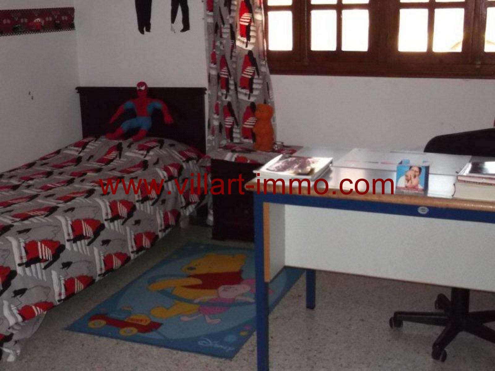 7-Vente-Villa-Tanger-Malabata-Chambre 3-VV159-Villart Immo