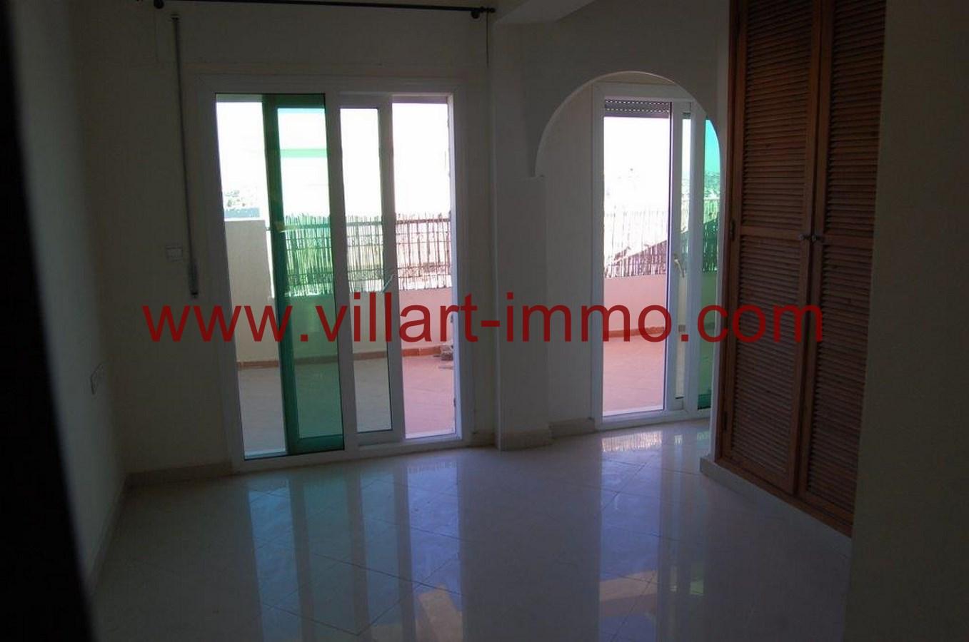 8-Location-Appartement-Non meublé-Tanger-Chambre 1-L718-Villart immo