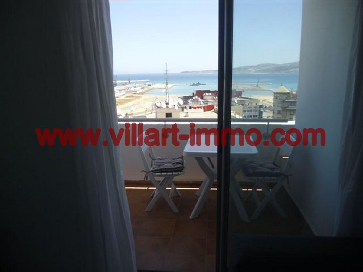 8- Vente -Appartement-Tanger-Maroc–Centre-De-Ville-Terrasse 1-VA64-Villartimmo