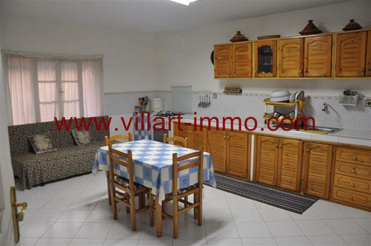 8-Vente-Villa-Tanger-California-Cuisine 1-VV218-Villart Immo