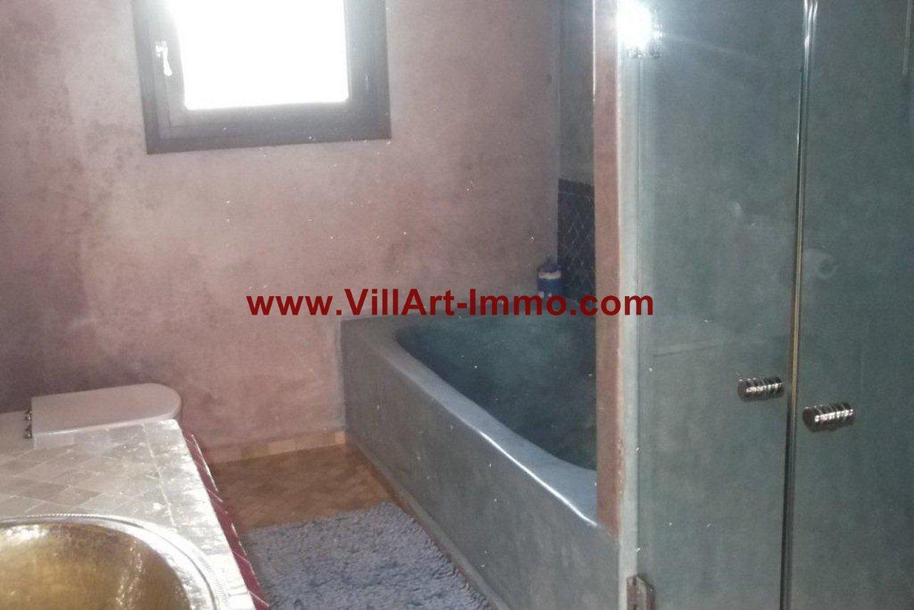 8-Vente-Villa-Tanger-California-Salle De Bain 1-VV291-Villart immo