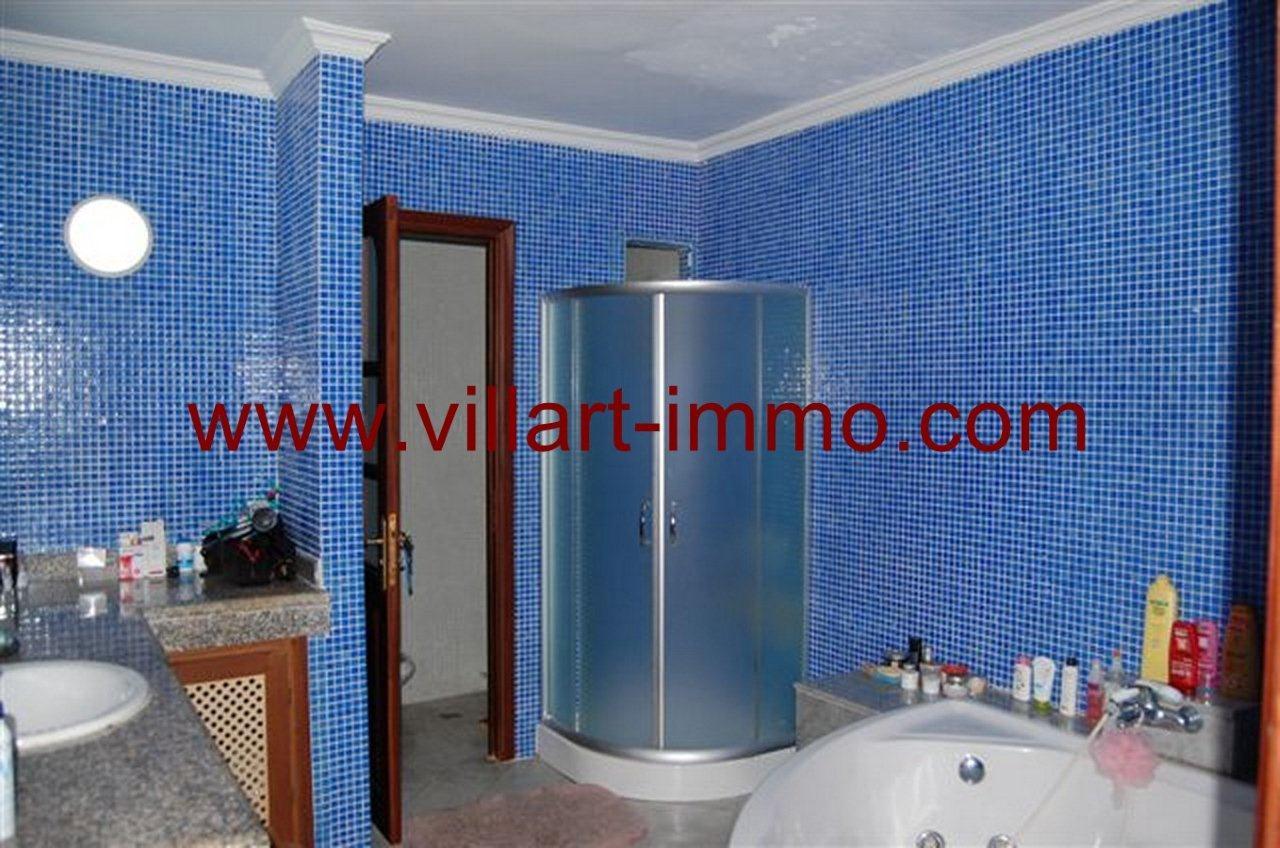 8-Vente-Villa-Tanger-La Montagne-Salle-de-Bain-VV235-Villart Immo