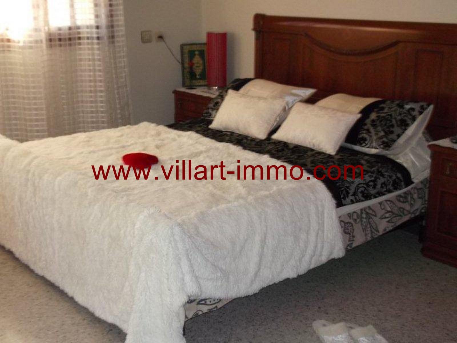 8-Vente-Villa-Tanger-Malabata-Chambre 4-VV159-Villart Immo