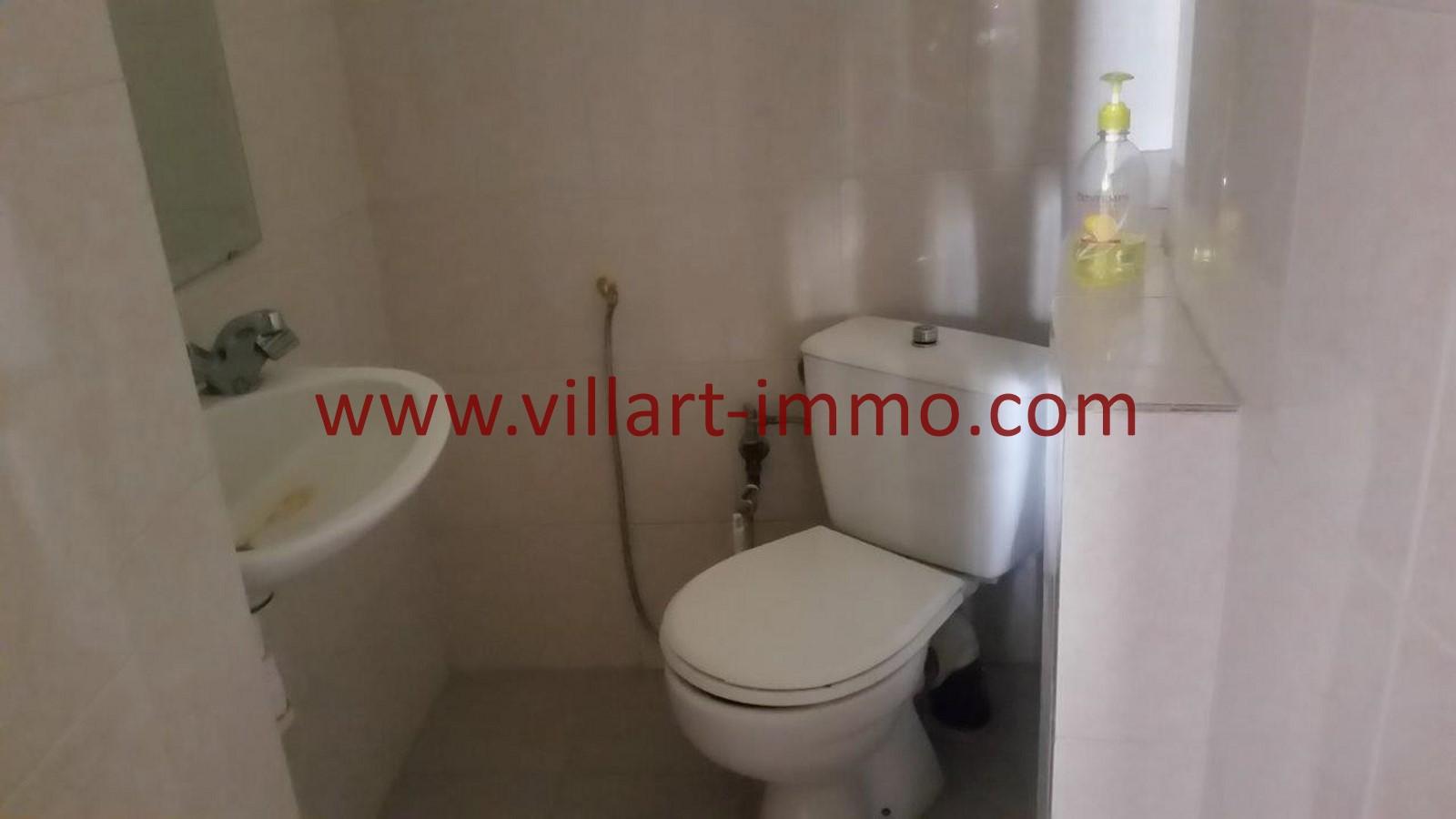 ... 8 Location Appartement Meublé Tanger Centre Ville Cabinet De Toilette  ...