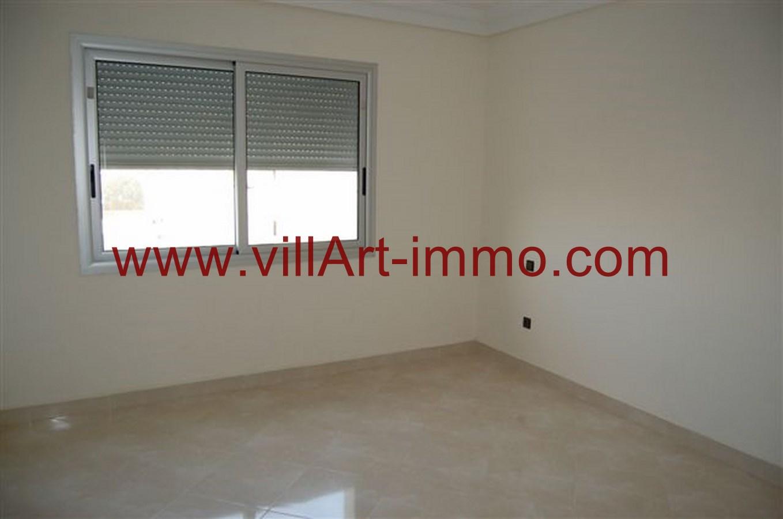 9-Location-Appartement-Non meublé-Tanger-Chambre 2-L746-Villart immo