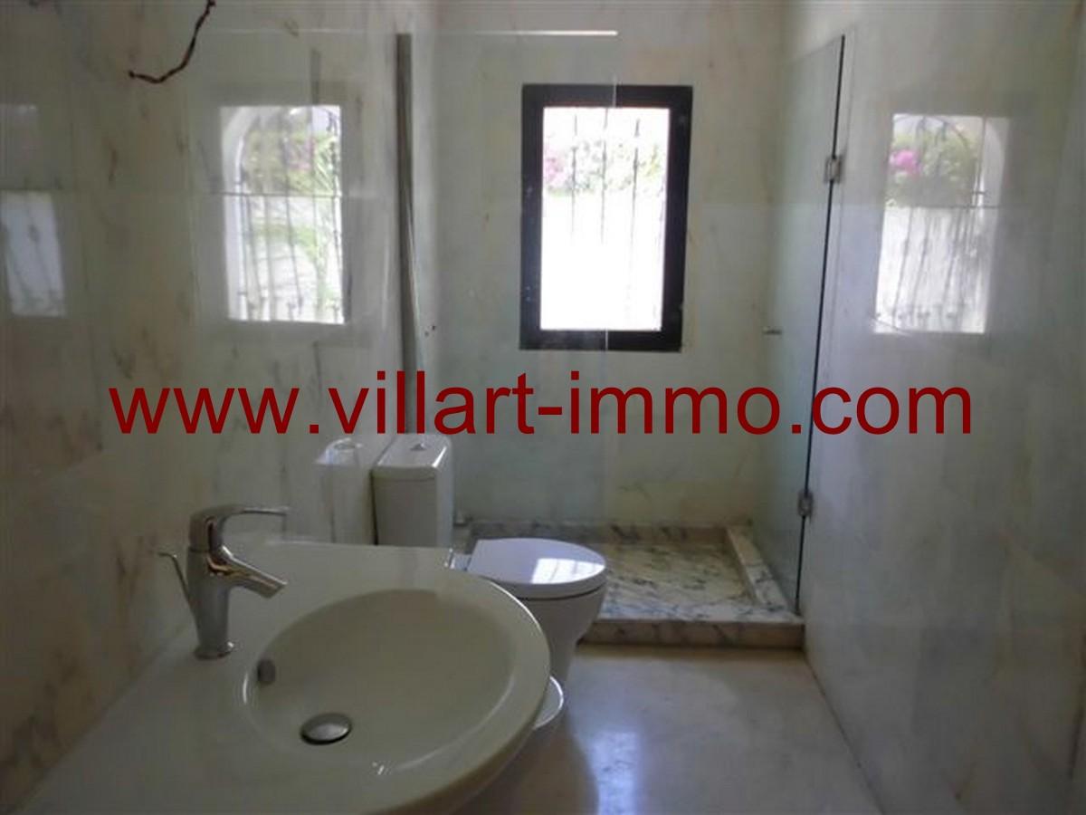 9-Vente-Villa-Tanger-Malabata-Salle-De-Bain 1-VV140-Villart Immo