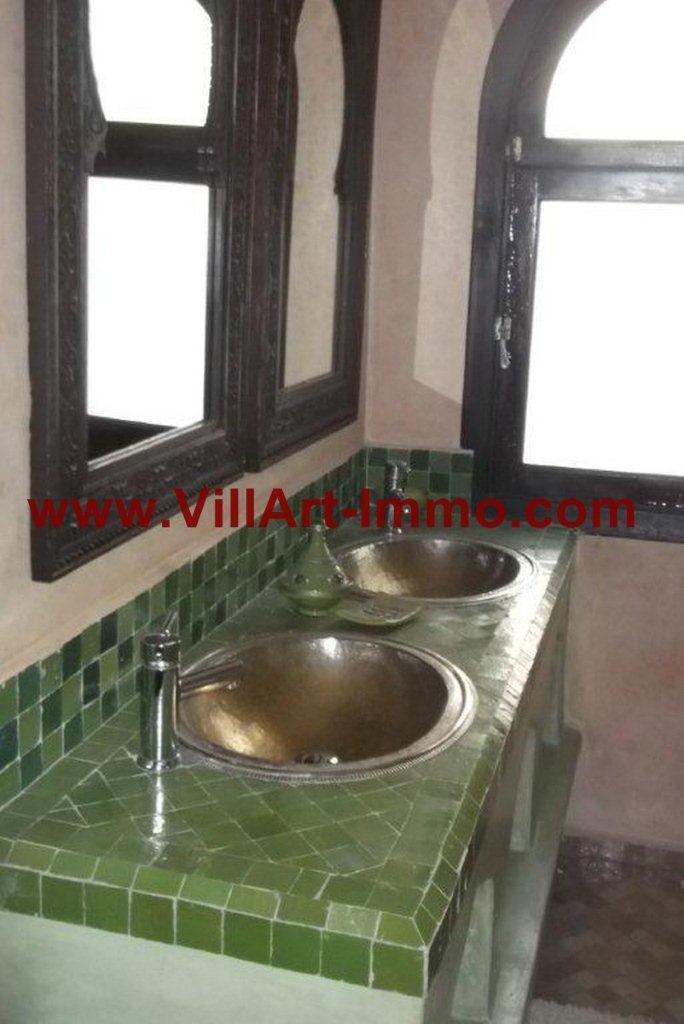 9-Vente-Villa-Tanger-california-Salle De Bain 2-VV291-Villart immo