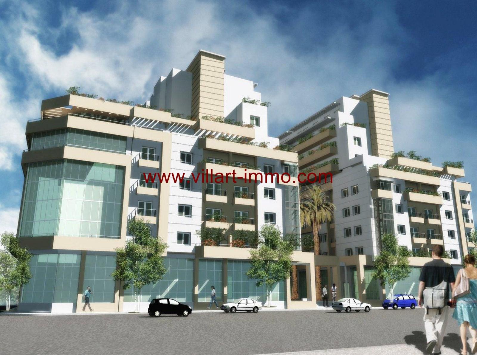 1-Vente-Appartement-Tanger-Centre-ville-SHAZ-Villart Immo