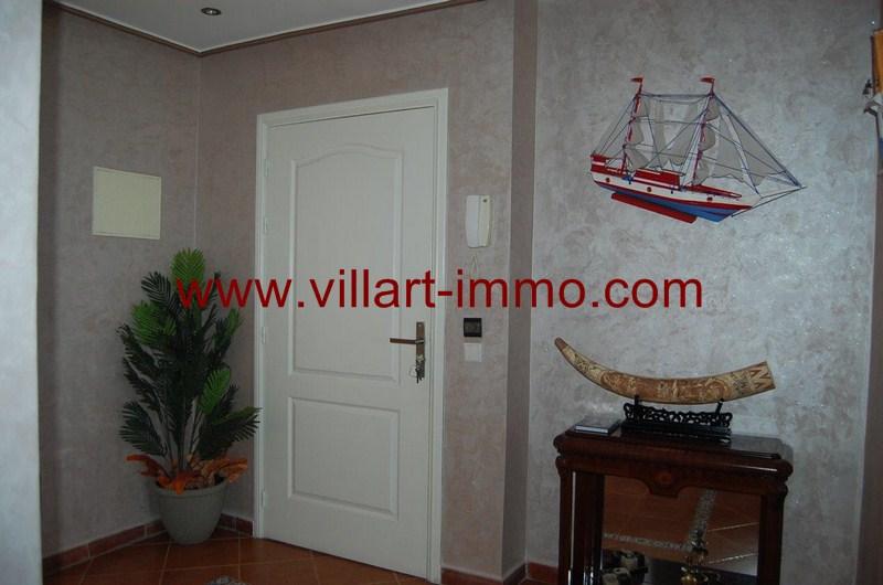 1-Location-Appartement-Meublé-Tanger-Malabata-Entrée-L980-Villart immo