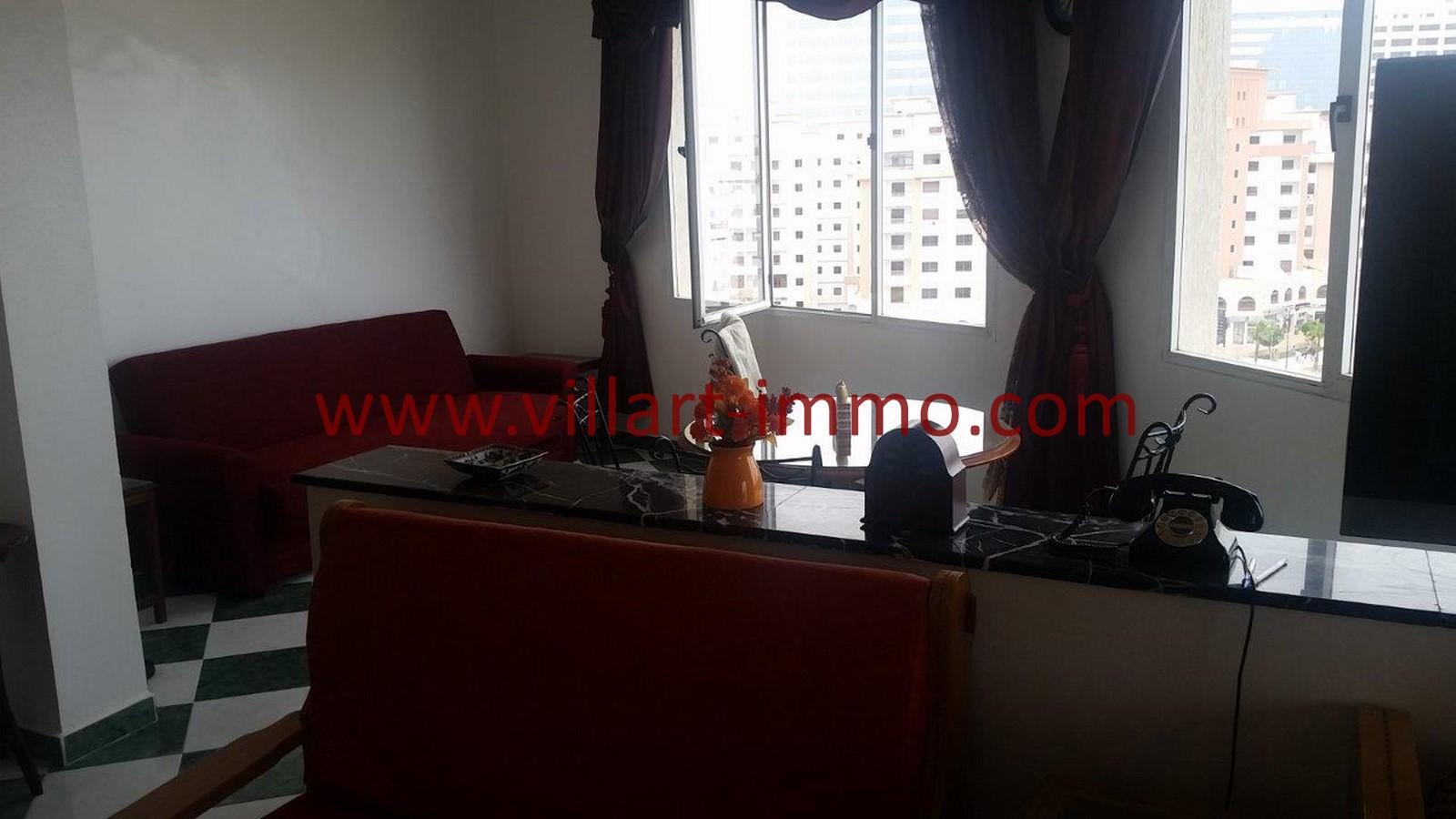 1-Location-Appartement-Tanger-Centre ville-Salon 1-L984-villart immo