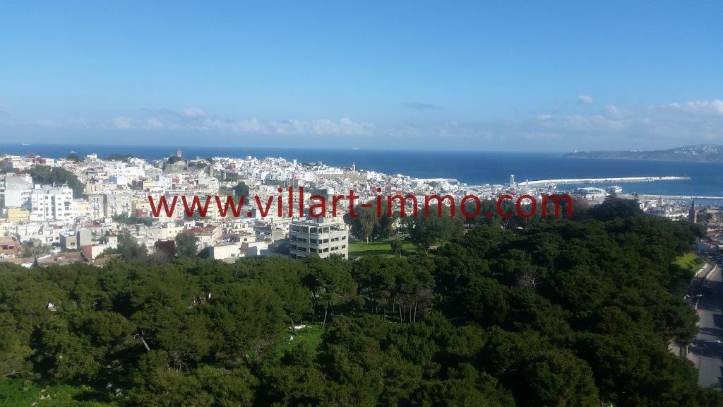 8-Location-Tanger-Appartement meublé-Iberia-Vue sur mer-L1027