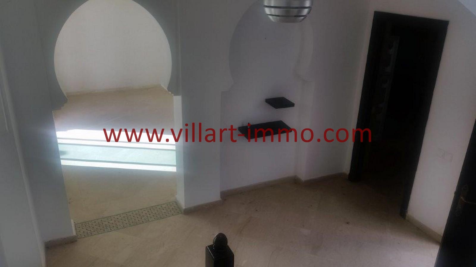 1-Location-Tanger-Riad-Non meublé-Entrée-LV1030-Villart
