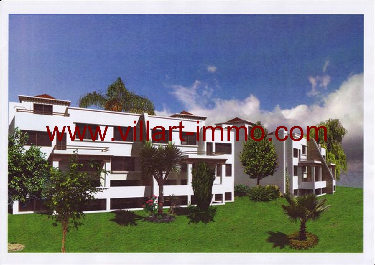 2-Vente-Appartement-Tanger-Malabata-Projet-MIR3-Villart Immo