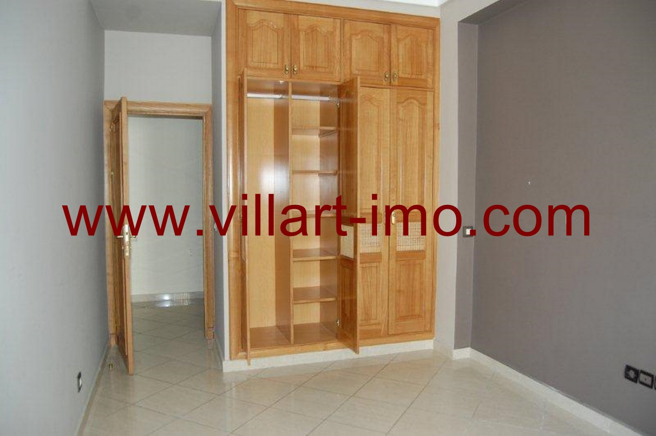 10-Location-Appartement-Non meublé-Tanger-Iberia-Chambre 3-L484-Villart immo