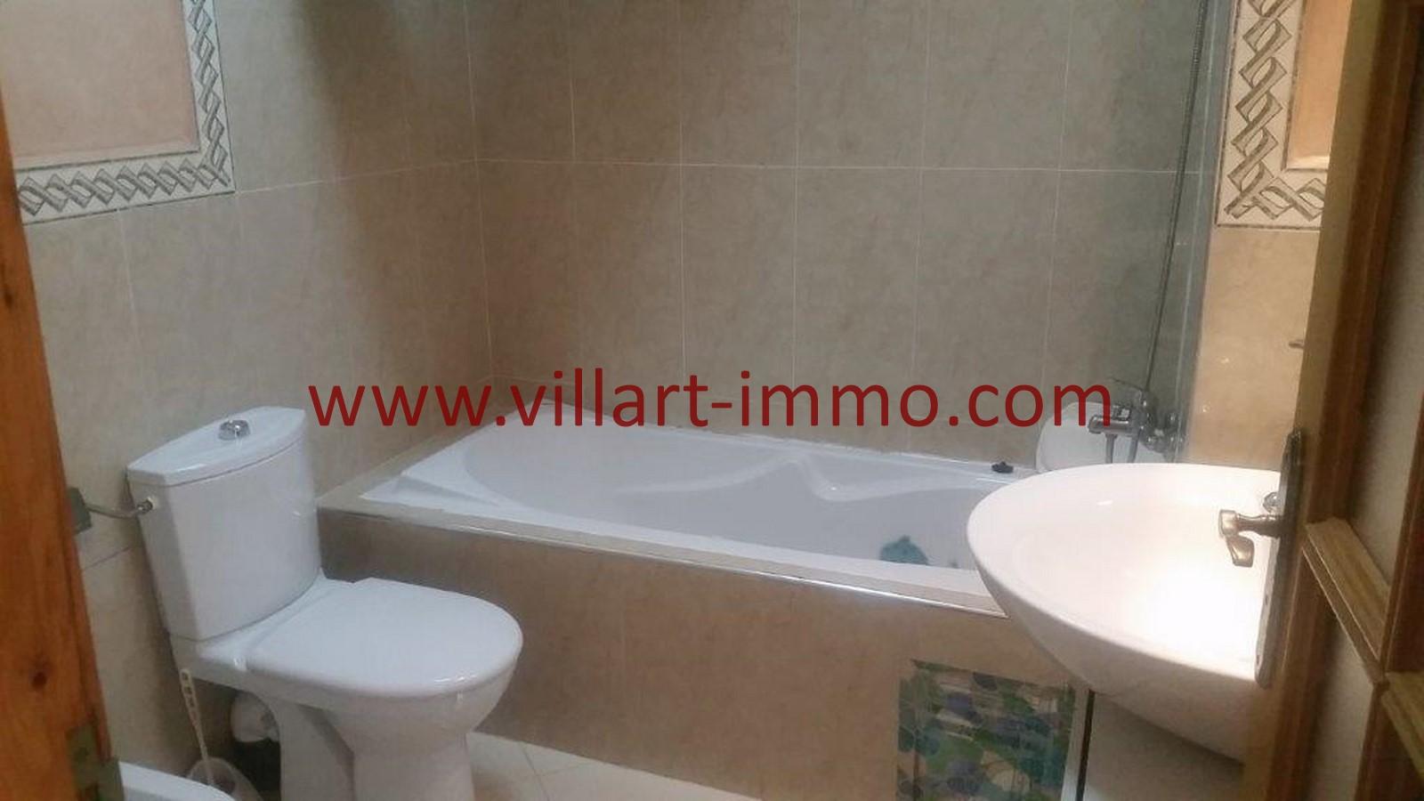 10-location-appartement-Non meublé-Tanger-Californie-Salle de bain en suite-L1028