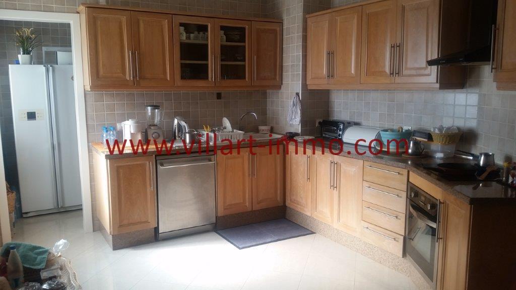 11-Location-Tanger-Appartement meublé-Iberia-Cuisine-L1027