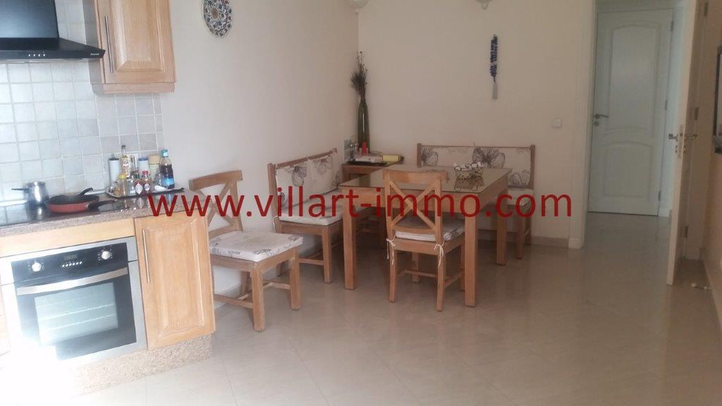 12-Location-Tanger-Appartement meublé-Iberia-Cuisine-L1027