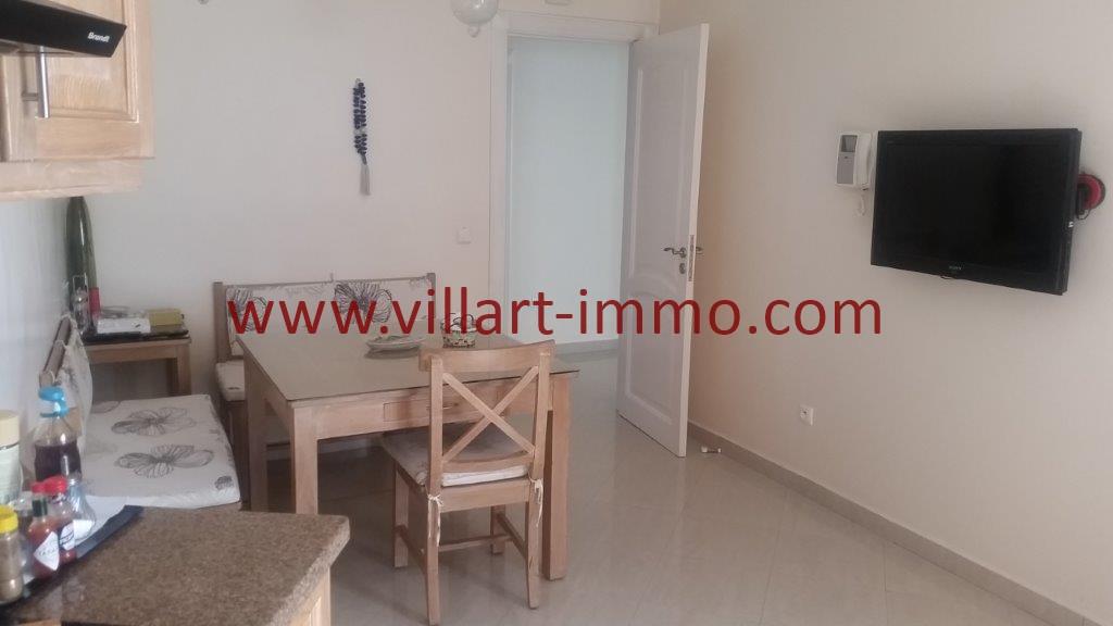 De Haute Qualite ... 13 Location Tanger Appartement Meublé Iberia Cuisine L1027 ...