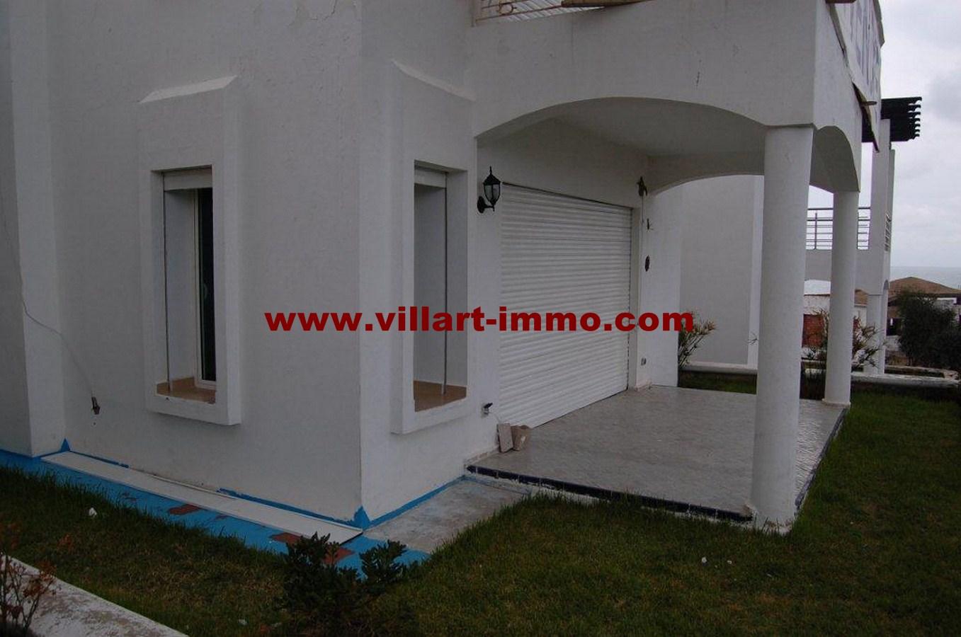 15-Vente-Villa-Tétouan-Fnideq-Projet-VPD-Villart Immo