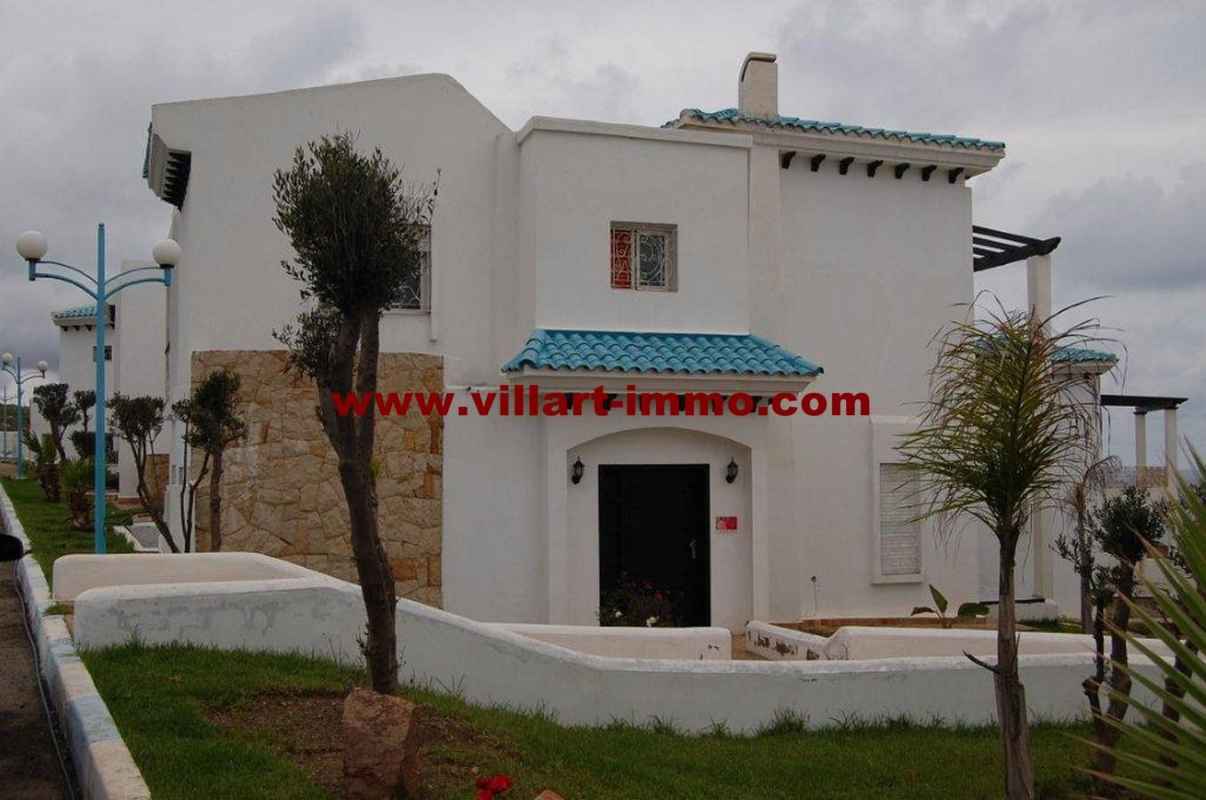 16-Vente-Villa-Tétouan-Fnideq-Projet-VPD-Villart Immo
