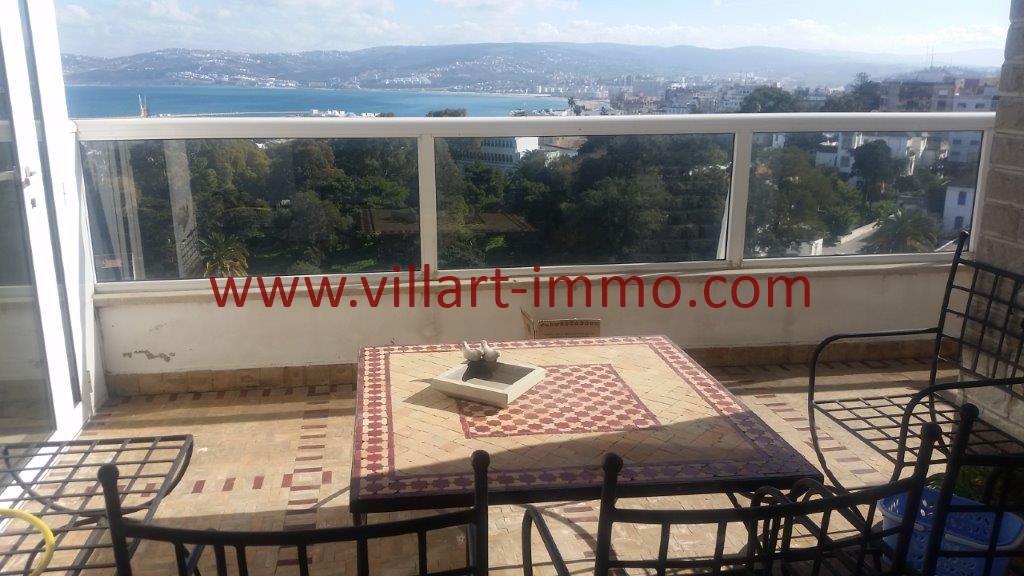16-Location-Tanger-Appartement meublé-Iberia-Terrasse-L1027