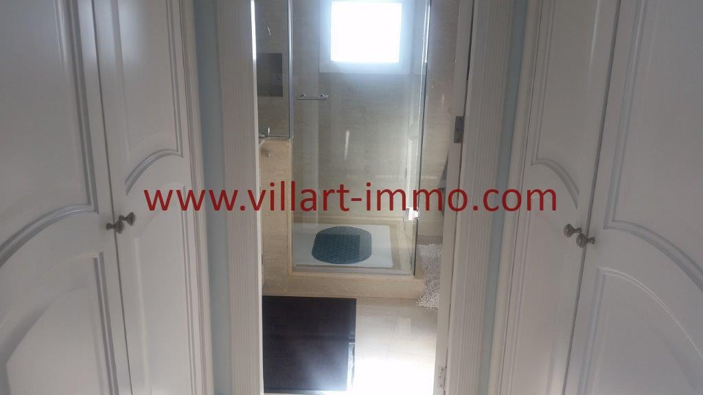 17-Location-Tanger-Appartement meublé-Iberia-Salle de bain-L1027