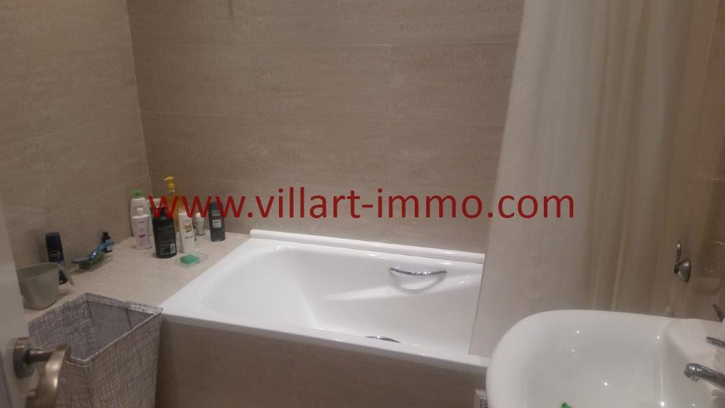 19-Location-Tanger-Appartement meublé-Iberia-Salle de bain-L1027