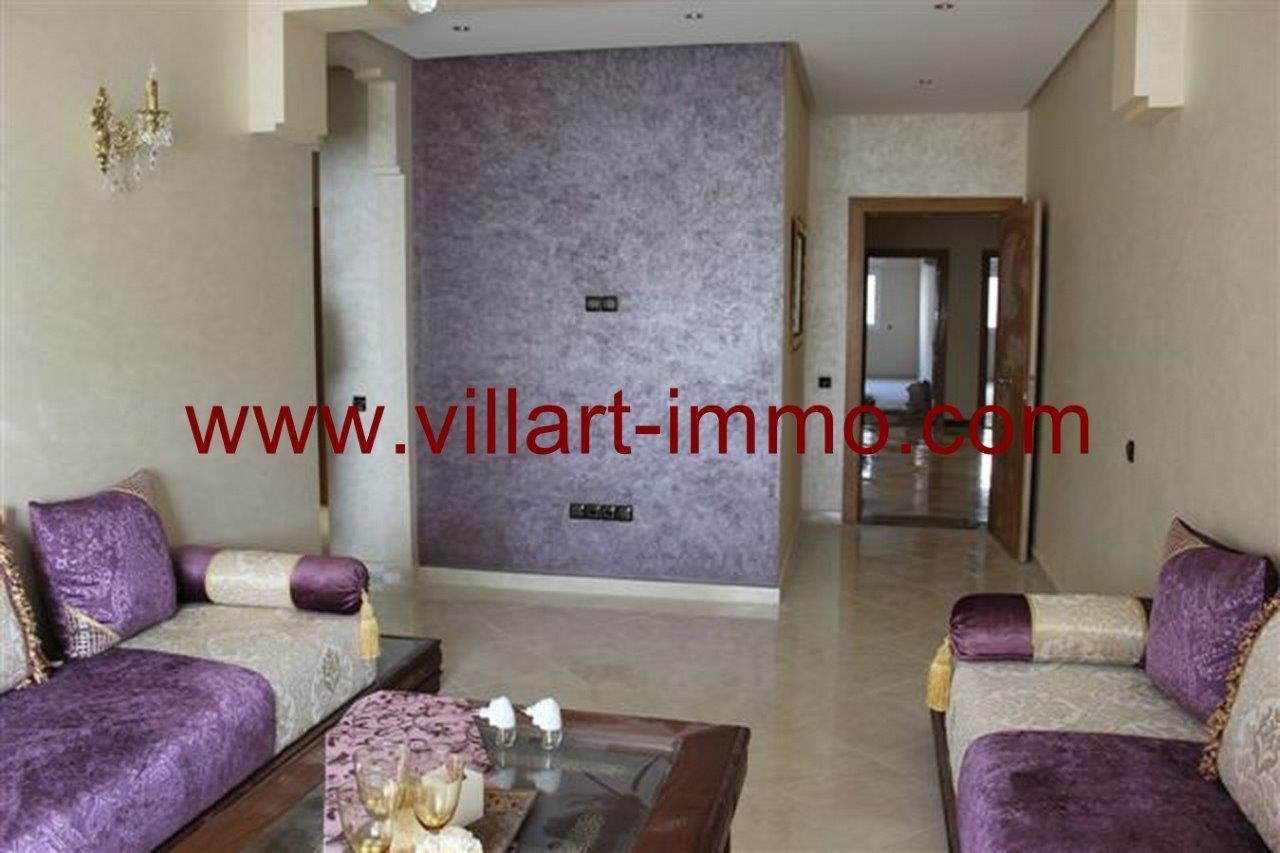 2-Vente-Appartement-Tanger-route-de-Rabat-Projet-LAM-Villart Immo
