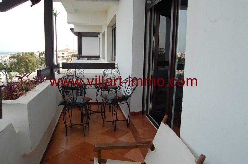 2-Location-Appartement-Meublé-Tanger-Malabata-Balcon-L980-Villart immo
