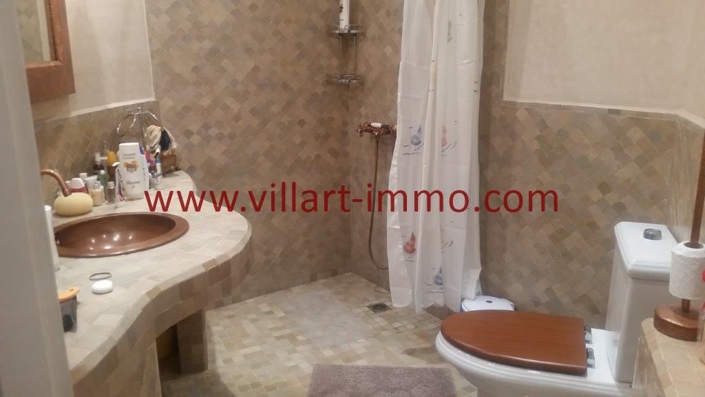 20-Location-Tanger-Appartement meublé-Iberia-Salle de bain-L1027