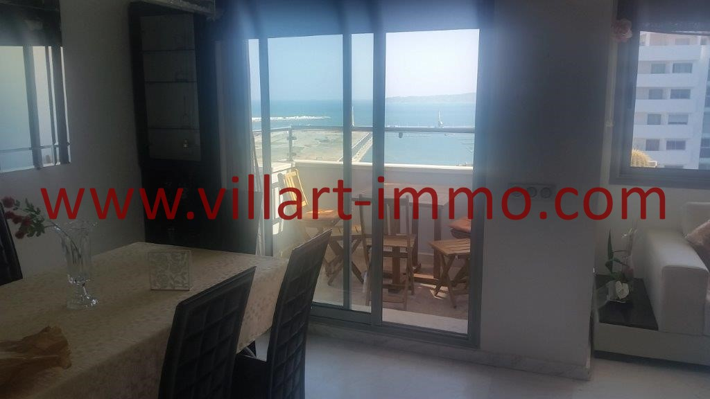 3-For sale-Tangier-Apartment-City centre-living room-VA612