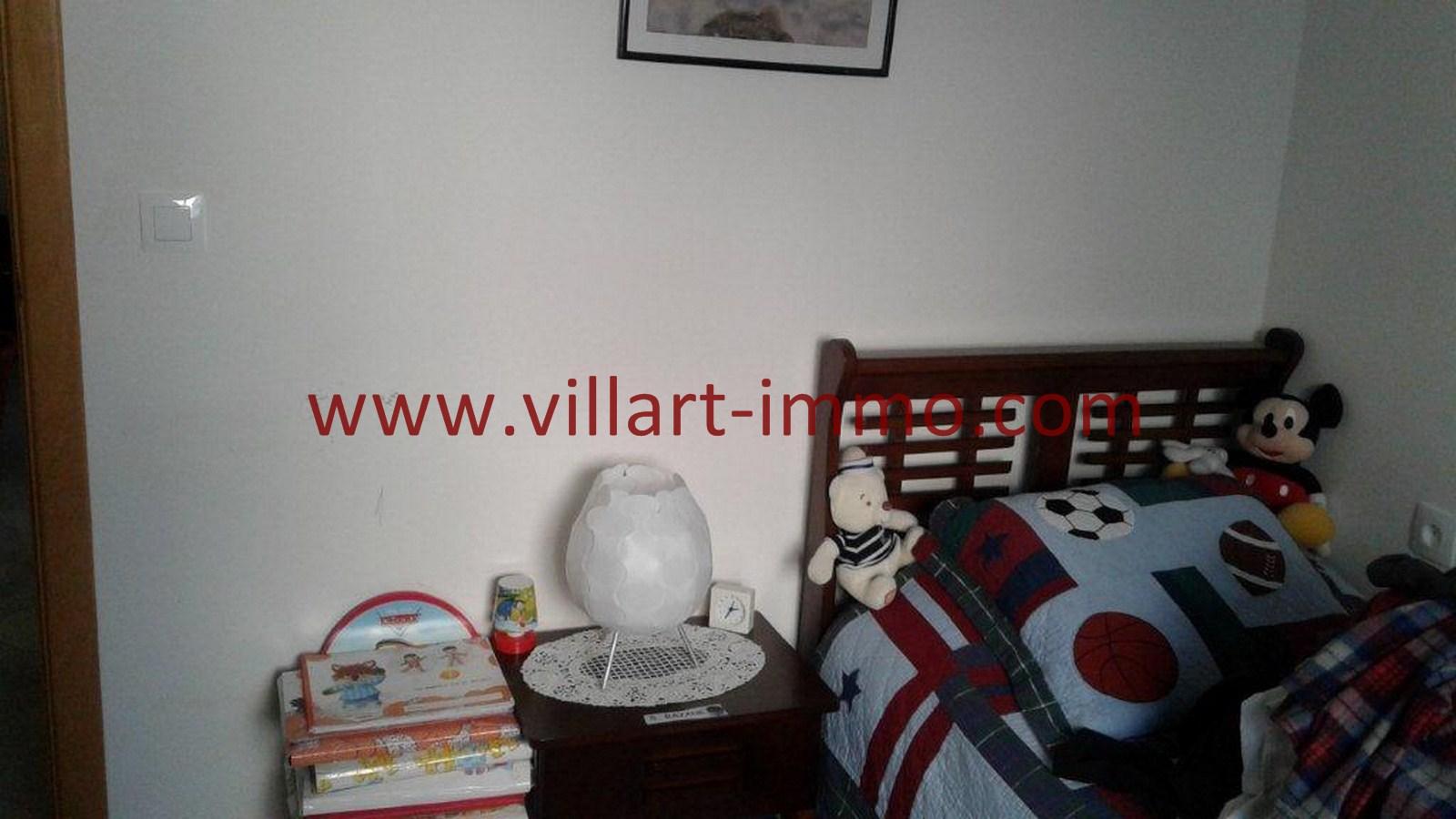 3-A vendre-Appartement-Tanger-Castilla-Chambre 2-VA473-Villart immo-Agence Immobilière