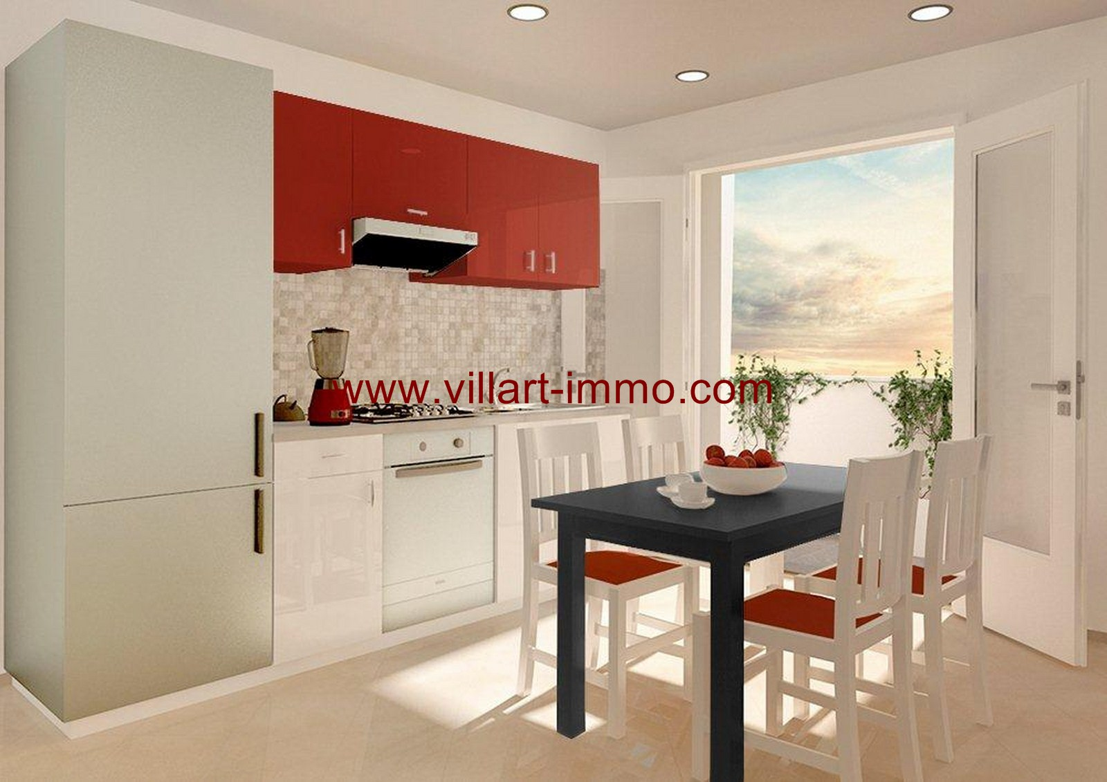 3-Vente-Appartement-Tanger-Centre-ville-SHAZ-Villart Immo