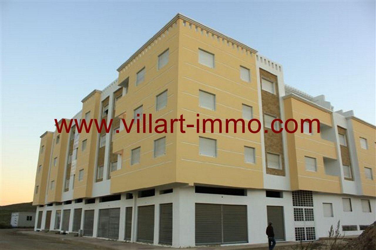 3-Vente-Appartement-Tanger-Route-de-Tétouan-Projet-AJS-Villart Immo