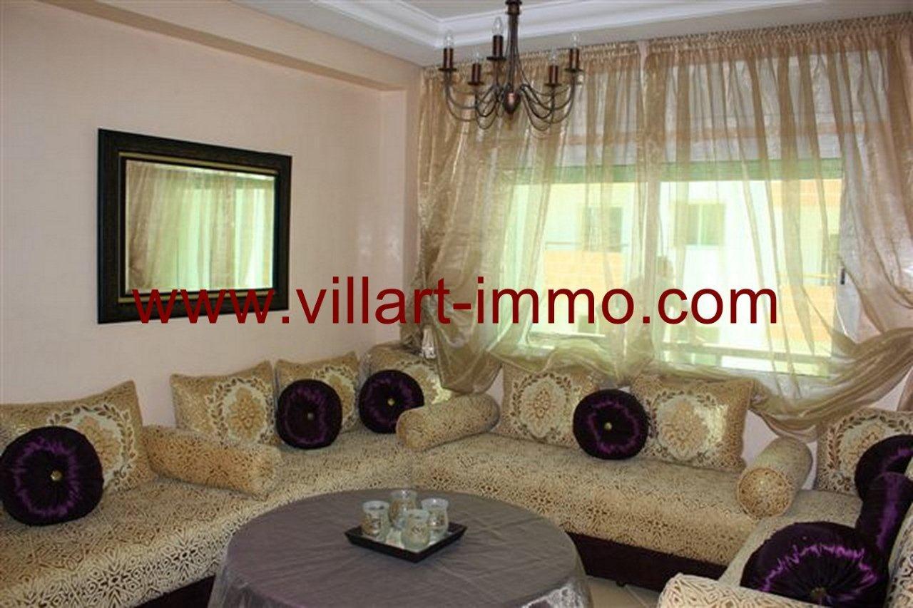 3-Vente-Appartement-Gzenaya-Tanger-ASSA-Villart immo