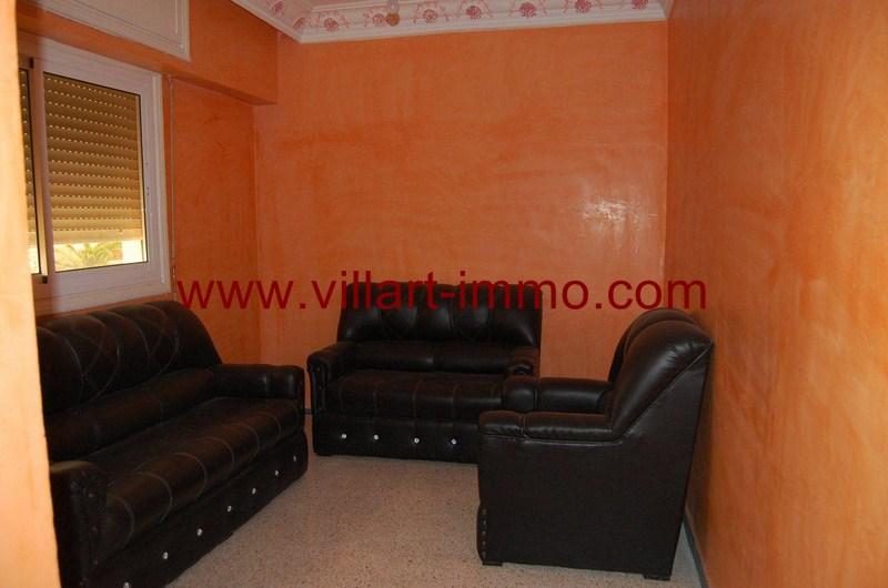 3-Location-Appartement-Non meublé-Tanger-Malabata-Salon 2-L983-Villart immo