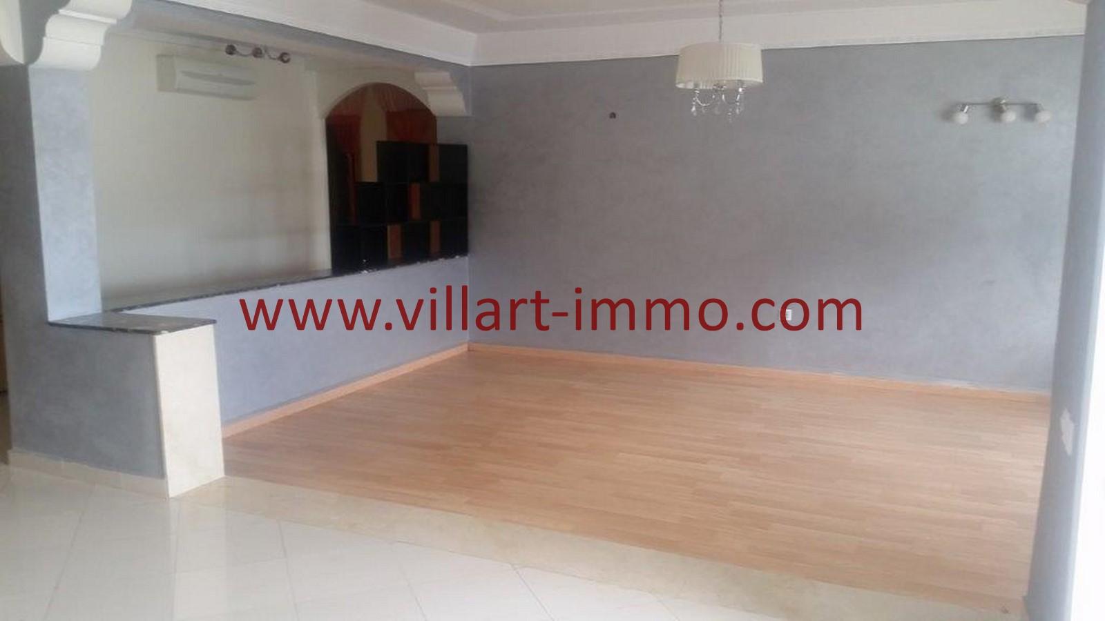 3-Location-appartement-Non meublé-Tanger-Californie-Salon-L1028
