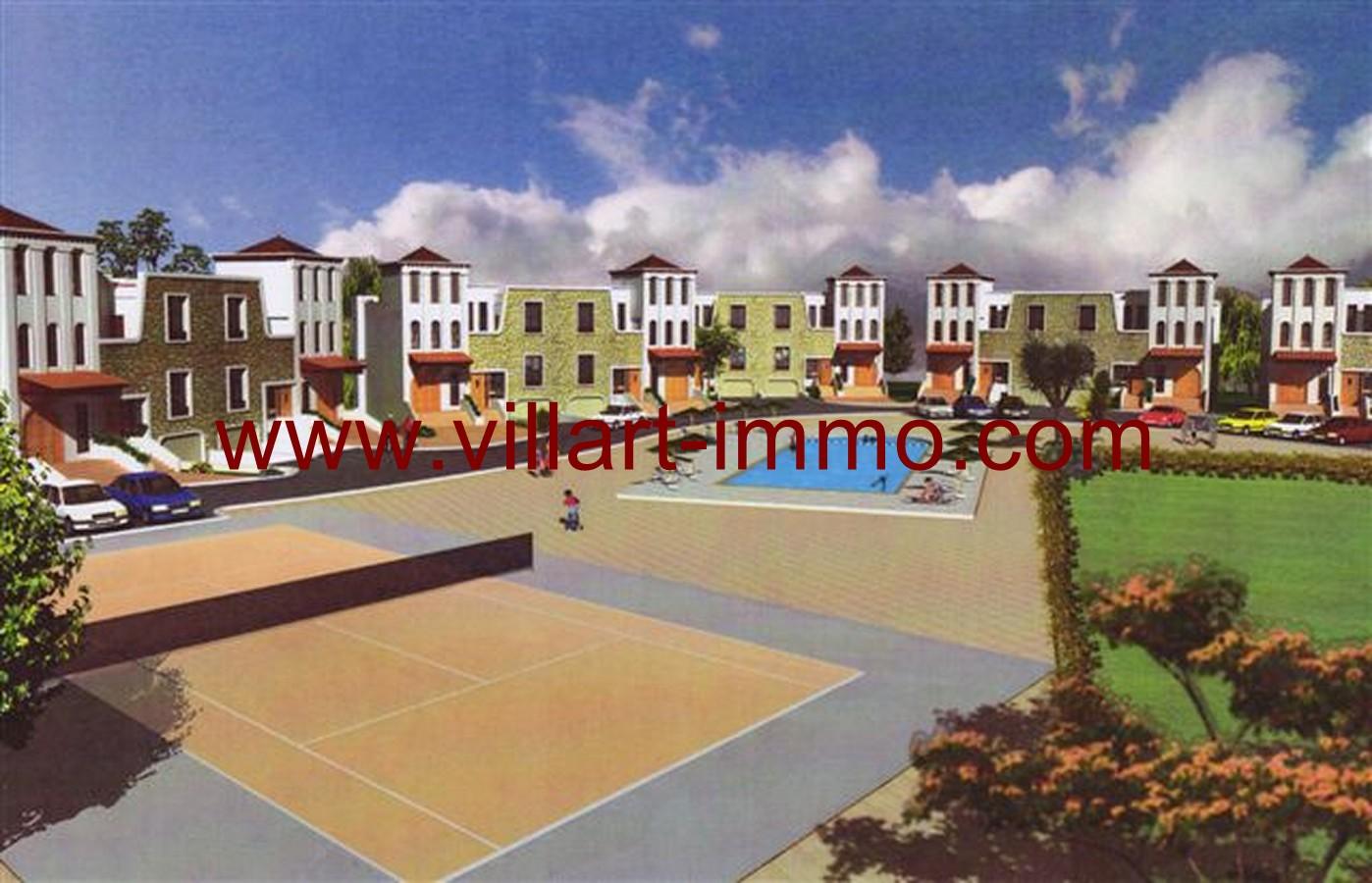 5-Vente-Appartement-Tanger-Malabata-Projet-MIR3-Villart Immo