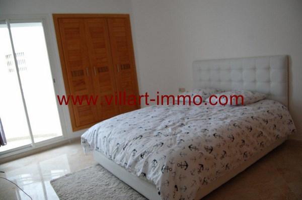 4-Location-Appartement-Meublé-Tanger-Nejma-Chambre 1-L1023-Villar iImmo.