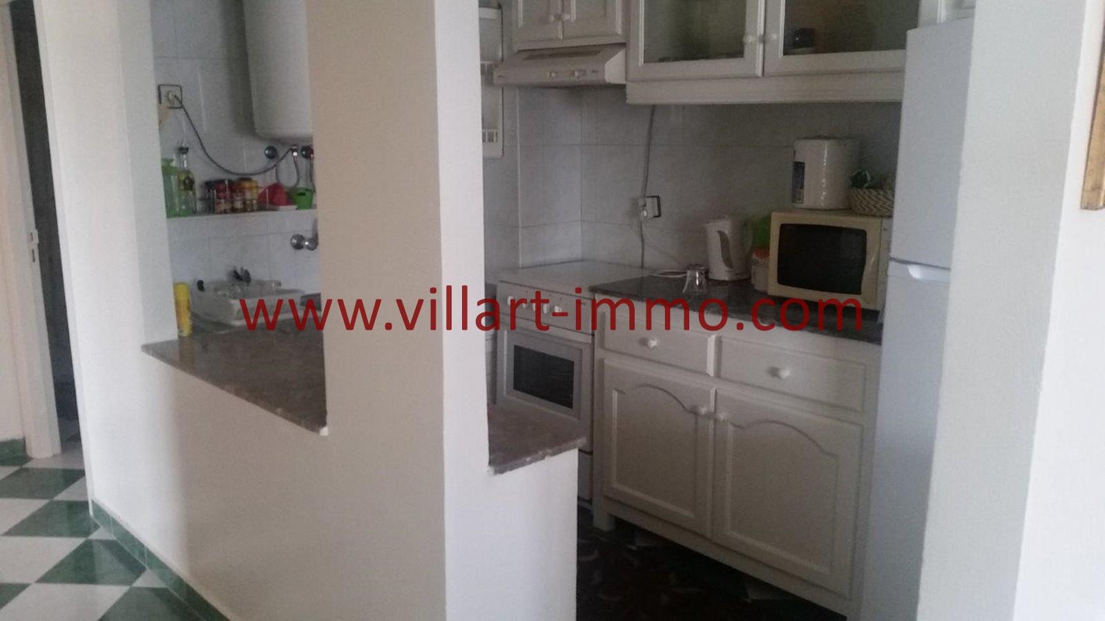 4-Location-Appartement-Tanger-Centre ville-Cuisine-L984-Villart immo