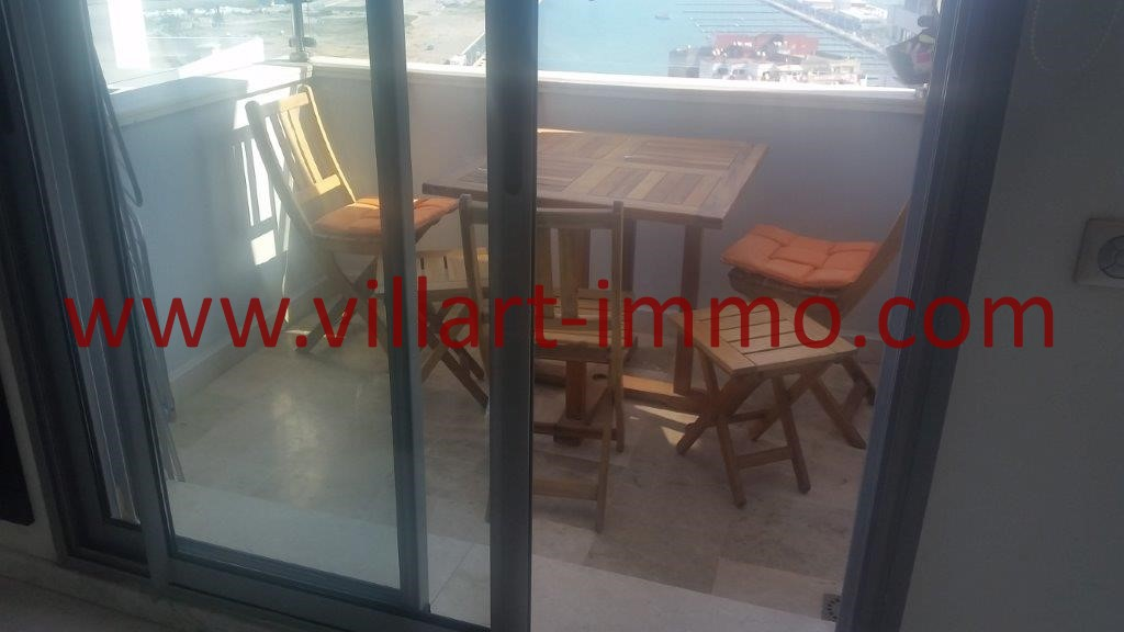 5-For sale-Tangier-Apartment-City centre-Balcony-VA612